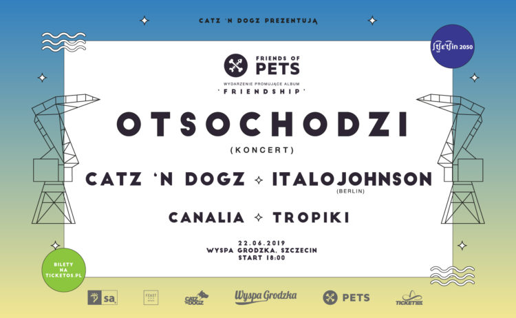 Catz n Dogz prezentują Friends of PETS